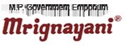 Handloom Saree Retailers in Kolkata at Mrignayani (M.P.Govt. Emporium) Logo