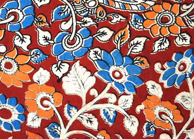 Something about Ikat and Kalamkari Art