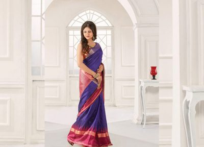 The Beauty of Maheshwari Sarees-Mrignayani