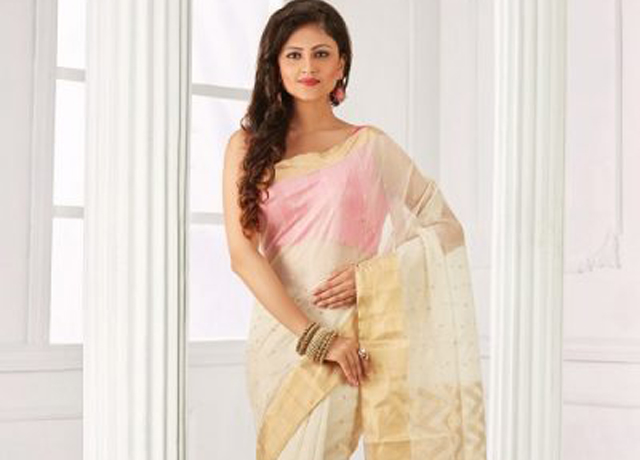 Types of Indian Handloom Sarees- Mrignayani