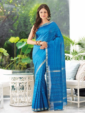 Some Designs of Maheshwari Sarees