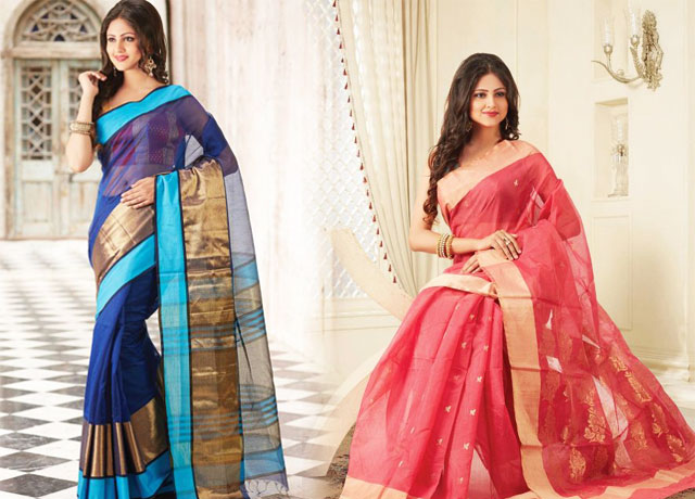 Things To Remember While Buying Designer Sarees In Kolkata