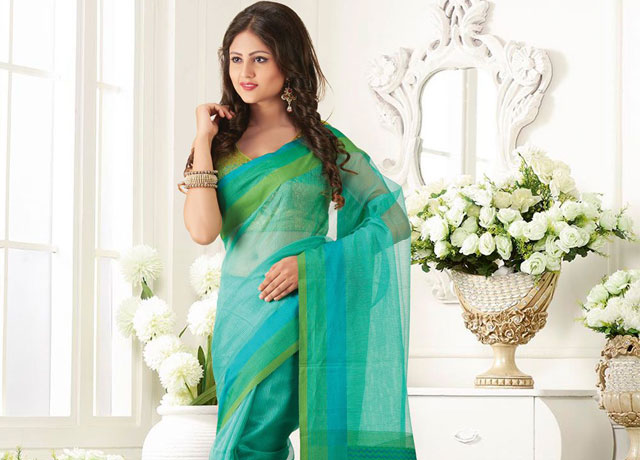 Are You Cleaning Your Saree The Right Way?
