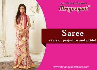 Saree: a tale of prejudice and pride!