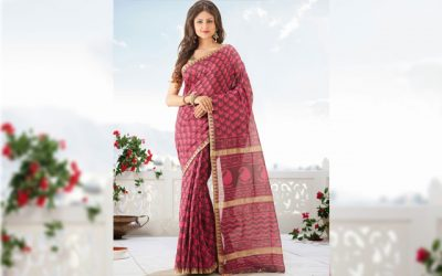 History of the famous Chanderi Saree