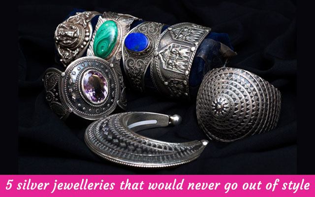 Silver Jewelleries