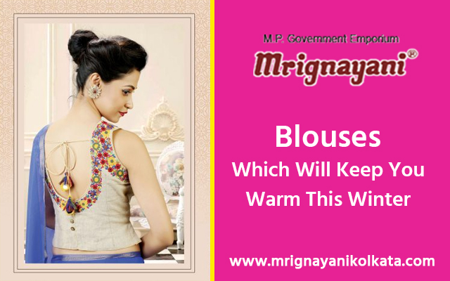 Blouses Which Will Keep You Warm This Winter