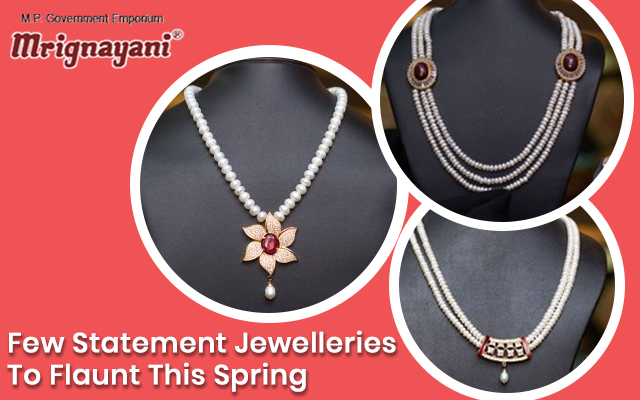 Few Statement Jewelleries To Flaunt This Spring