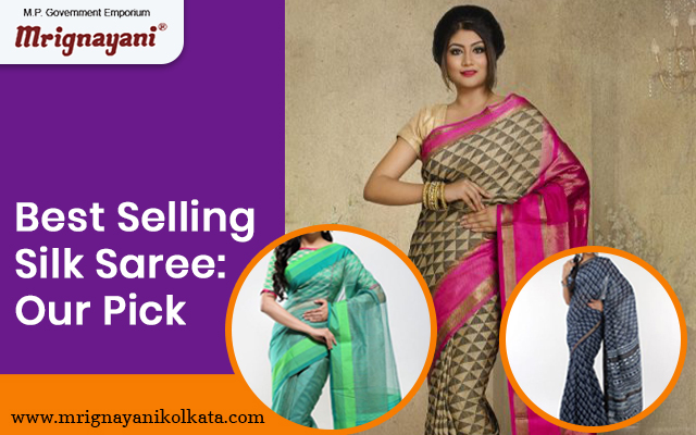 Best Selling Silk Saree: Our Pick